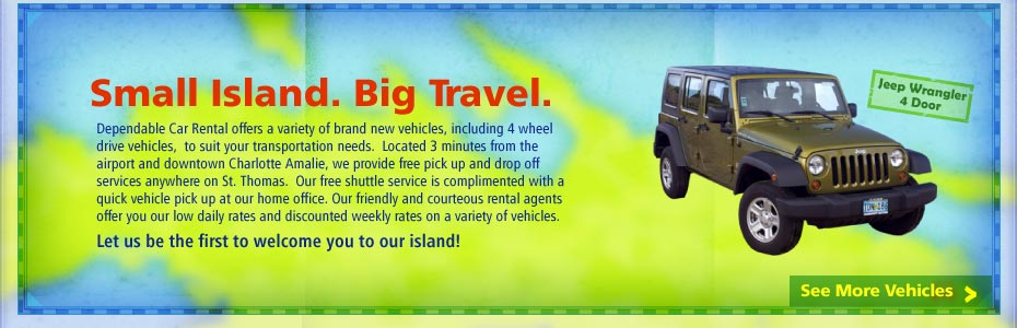 Car Rental Vehicles